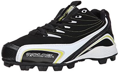 aad7a81bcd77 Image Unavailable. Image not available for. Color: Rawlings Women's Base  Invader Softball Cleat
