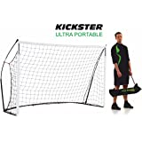 QUICKPLAY Kickster Academy Ultra Portable Football Goals