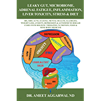 Leaky Gut, Microbiome, Adrenal Fatigue, Inflammation, Liver Toxicity, Stress & Diet: IBS, Acne, Eczema, Mental Health, Allergies, Weight Loss, Autoimmune Disease. Holistic Therapies, Nutrition & Food
