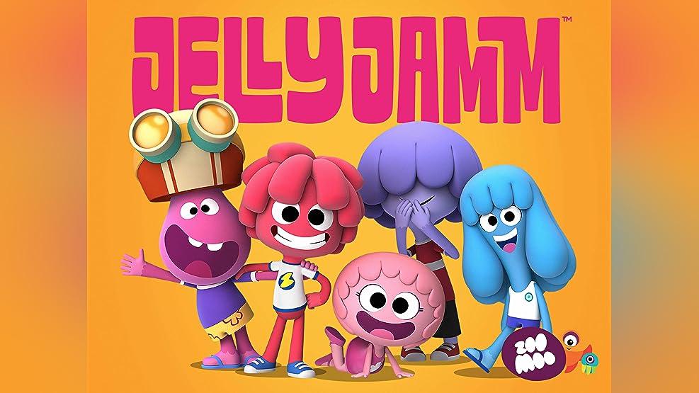 Jelly Jamm - Season 1