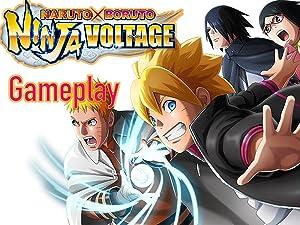 Amazon.com: Naruto X Boruto Ninja Voltage Gameplay: Anime ...