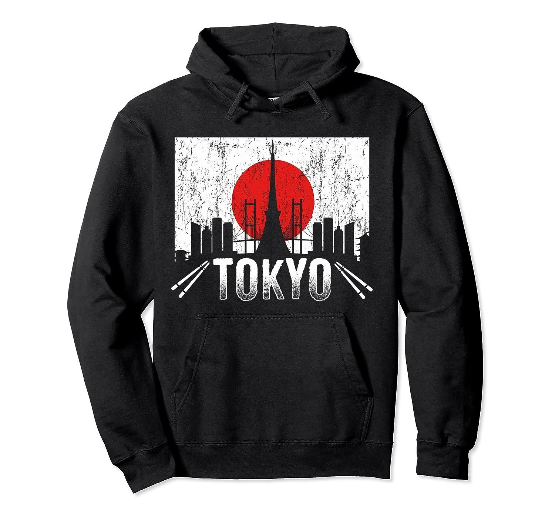 Hoodie I Love Tokyo
