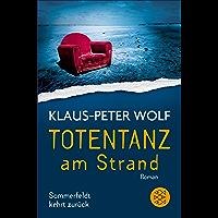 Totentanz am Strand: Sommerfeldt kehrt zurück (German Edition)