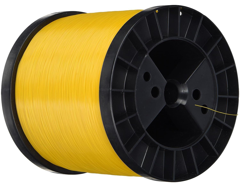 Fire Orange Ultima E5283 Distance Long Range Casting and Sea Fishing Line 0.35 mm 15.0 lb