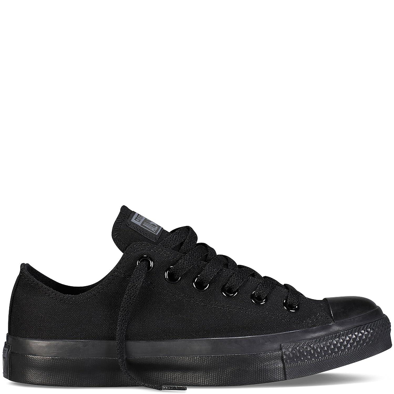 Converse Sneakers Chuck Taylor All Star M9697, Unisex-Erwachsene Sneakers  US 11.5 | UK 9.5 | EU 43|Black Monochrome
