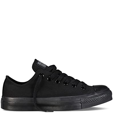 ccb46c328582 Image Unavailable. Image not available for. Color  Converse Chuck Taylor  All Star Core Low Top Black ...