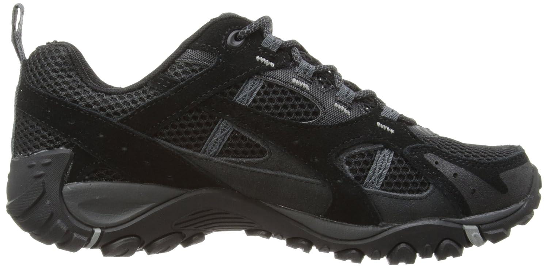 Merrell Yokota Bluff Ventilator, Men's Trekking and Hiking Shoes, Black, 9  UK: Amazon.co.uk: Shoes & Bags