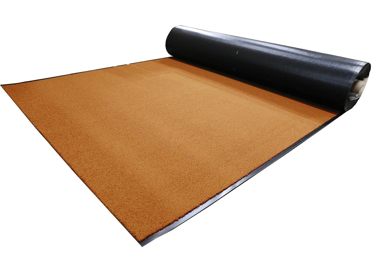 Teppichwahl Fußmattenläufer SUVA - 130 x 200 cm - - - Braun B07CTZ5HPX Fumatten 125cf3