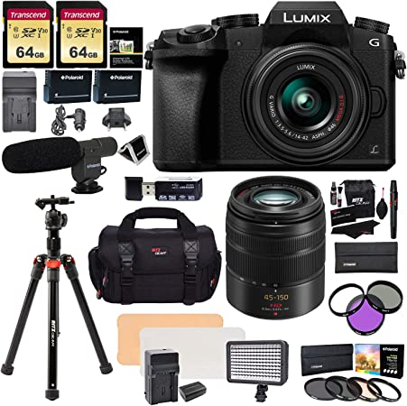 Ritz Camera DMCG7KK Ritz Camera Platinum Lens Kit product image 6