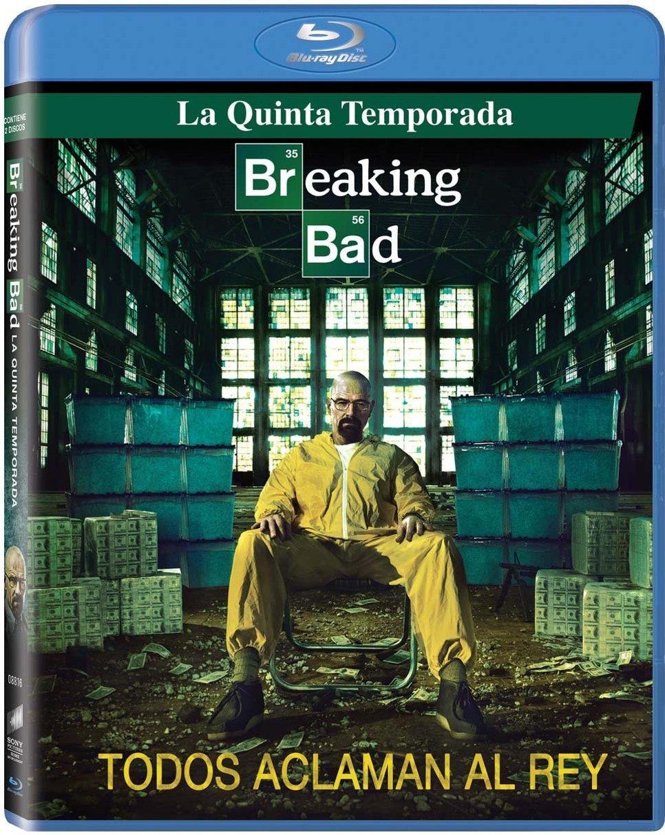 Breaking Bad T5 - Bd Duo [Blu-ray]: Amazon.es: Bryan Cranston, Aaron Pau, Vince Gilligan, Bryan Cranston, Aaron Pau, Melissa Bernstein, Stewart Lyons, Diane Mercer: Cine y Series TV