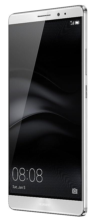 76df0c414fe4a HUAWEI Mate 8 Dual SIM Europa Silver White  Amazon.es  Electrónica