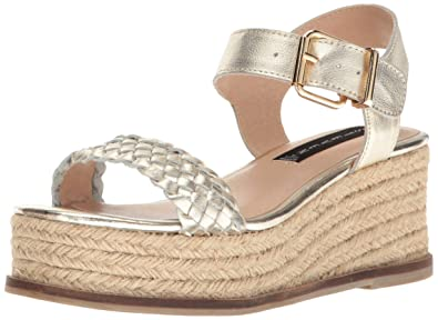421780b6518 STEVEN by Steve Madden Women's Sabble Wedge Sandal