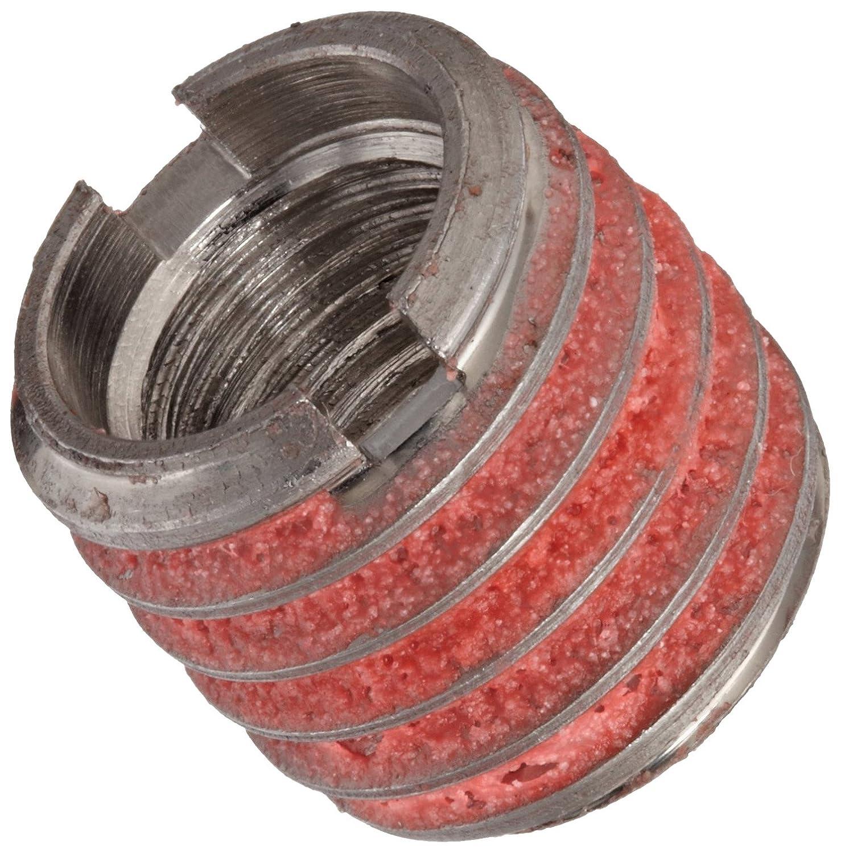 303 Stainless Steel Made in US 0.406 Length #10-32 Internal Threads 3//8-16 External Threads E-Z Lok Externally Threaded Insert