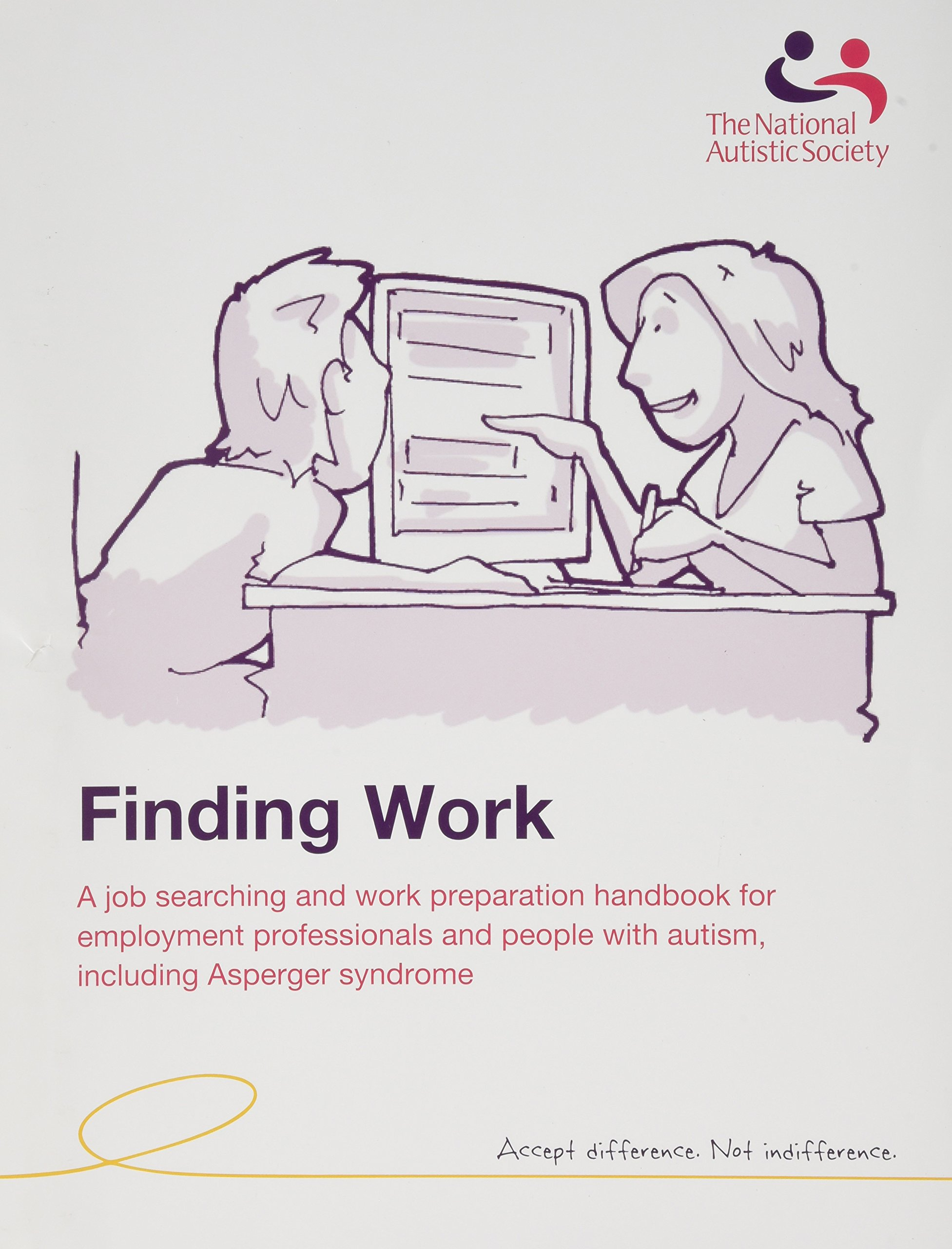 Finding work a toolkit Amazon National Autistic Society