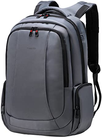 Amazon.com: LAPACKER Lightweight Business Laptop Backpacks for Men ...