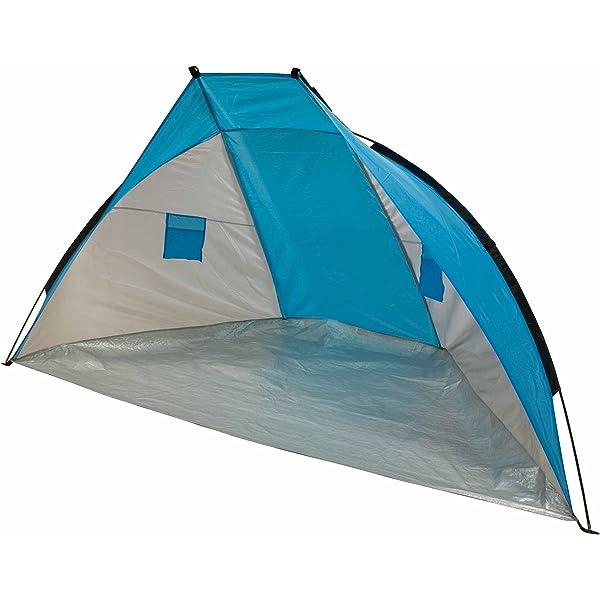 AK Sport Pop Up Tente de plage Bleu