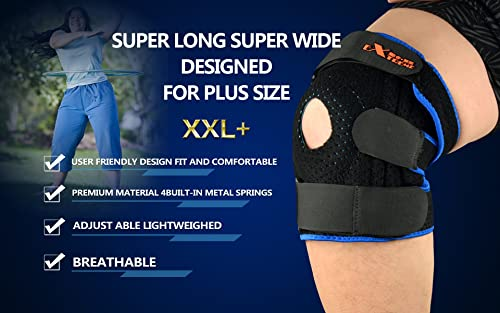 Knee-Brace-Support-and-Compression-Sleeve-by-Motion