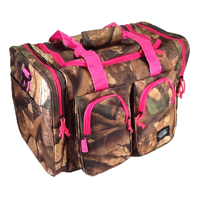 18 inch 2000 cu in NexPak Duffel Bag TT118 DCPK Digital Camouflage (Pink) by Nexpak   B015XLT7JA