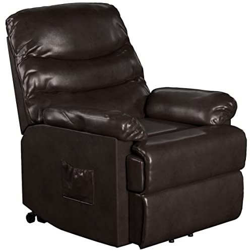 Leather Lift Chairs Amazon Com