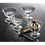Renaissance Ice Cream Cup (Set of 4)