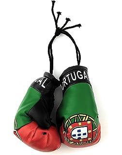 PORTUGAL PORTUGUESE FLAG Mini Boxing Gloves *NEW*
