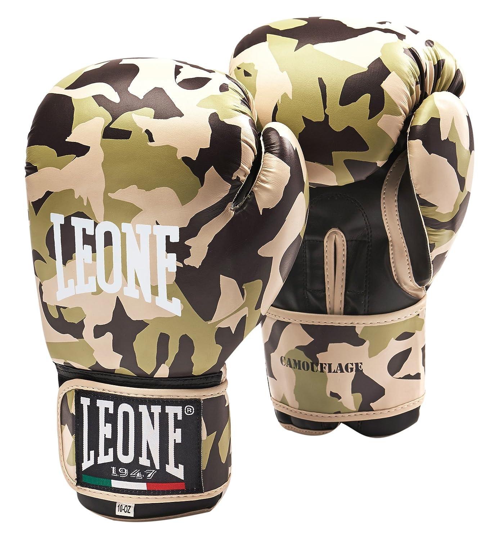 León camuflaje guantes