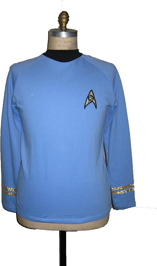 Filmwelt Shop Star Trek Disfraz Tos Classic Spock Uniforme ...