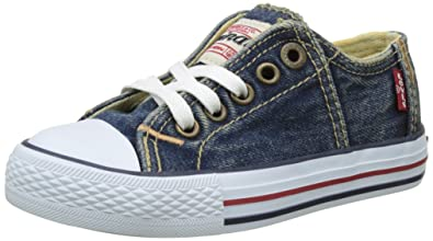 0724ae9b Amazon.com | Levi's Original Red Tab Low Lace, Boys' Low | Sneakers