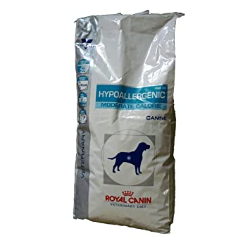 Royal Canin Dog Food Hypoallergenic Moderate Calorie Dog Veterinary