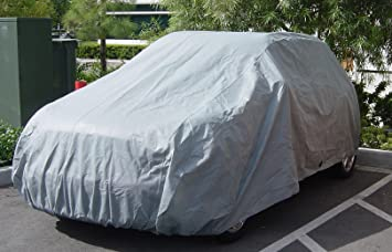 Mini Cooper Car Cover Up To 158 Long Fits Hardtop 2