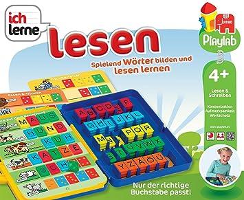 LÜK-Kästen Ich lerne lesen Lernspielzeug Lernkoffer
