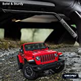 oEdRo Front & Rear Grab Handles fit for Jeep