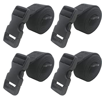 1quot X 48quot Backpack Accessory Strap Luggage Cover Long Lash Sleeping