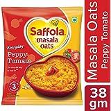 Saffola Masala Oats, Peppy Tomato, 38 g