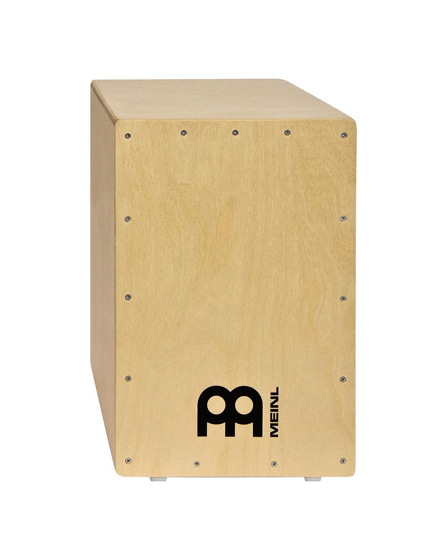 Meinl Percussion HCAJ100NT - Cajon in betulla con cordiera, serie Headliner