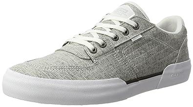 Globe Mojo Legacy, Chaussures de Skateboard Homme, Beige (Khaki/White), 40 EU