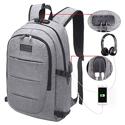 Best Budget Tech Bags: Lapacker Business Backpack Review ... |Business Tech Backpack
