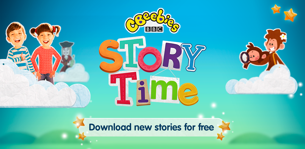 Amazon Bbc Cbeebies Storytime Appstore For Android
