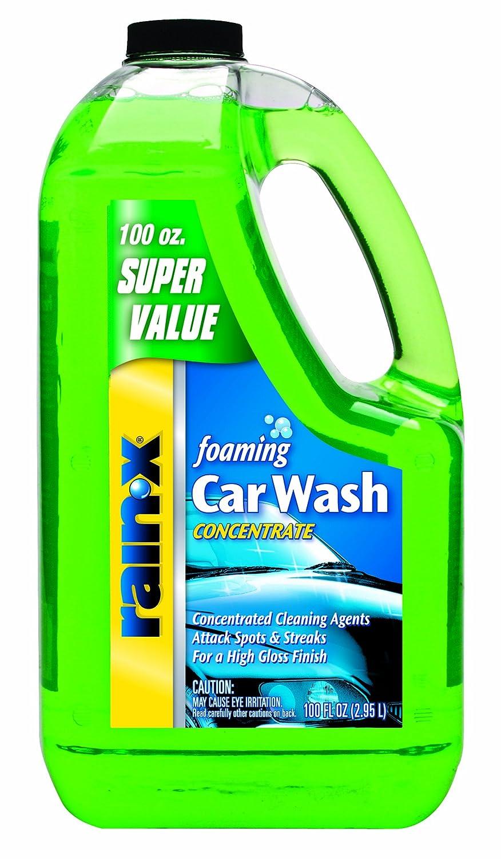Rain-X 5072084 Foaming Car Wash - 100 fl oz.