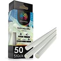 ProfessionalTree 50 hete lijmsticks - 7 x 150 mm rond - Extra Power lijm voor gangbare lijmpistolen voor het netjes…