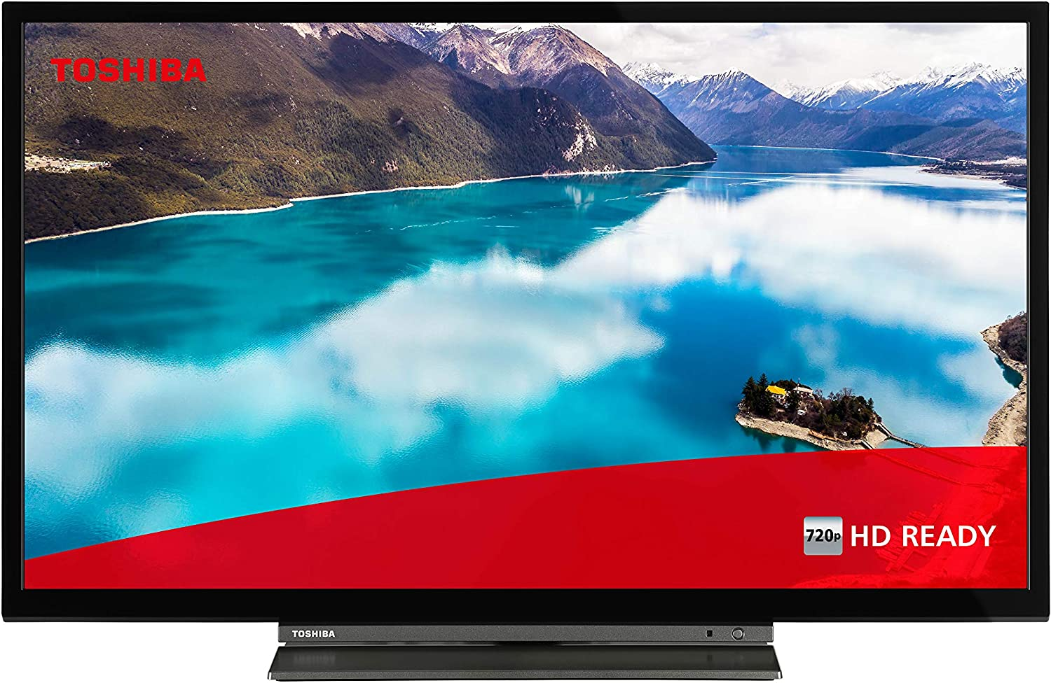 TOSHIBA 24WL3A63DB 24IN LED HD READY SMART TV