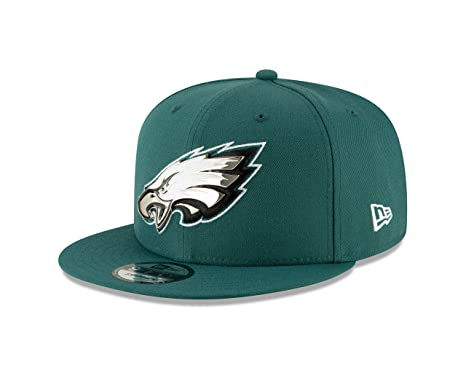 f4f025500b2 Image Unavailable. Image not available for. Color  New Era Philadelphia  Eagles Metal and Thread 9FIFTY Snapback Adjustable NFL Hat