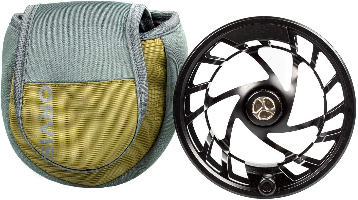 Orvis Mirage Pure Fluorocarbon Tippet Only 30-meter Spool 3X