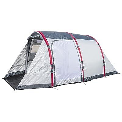 Bestway 68077 - Tienda de Campaña Sierra Ridge Air X4 Tent
