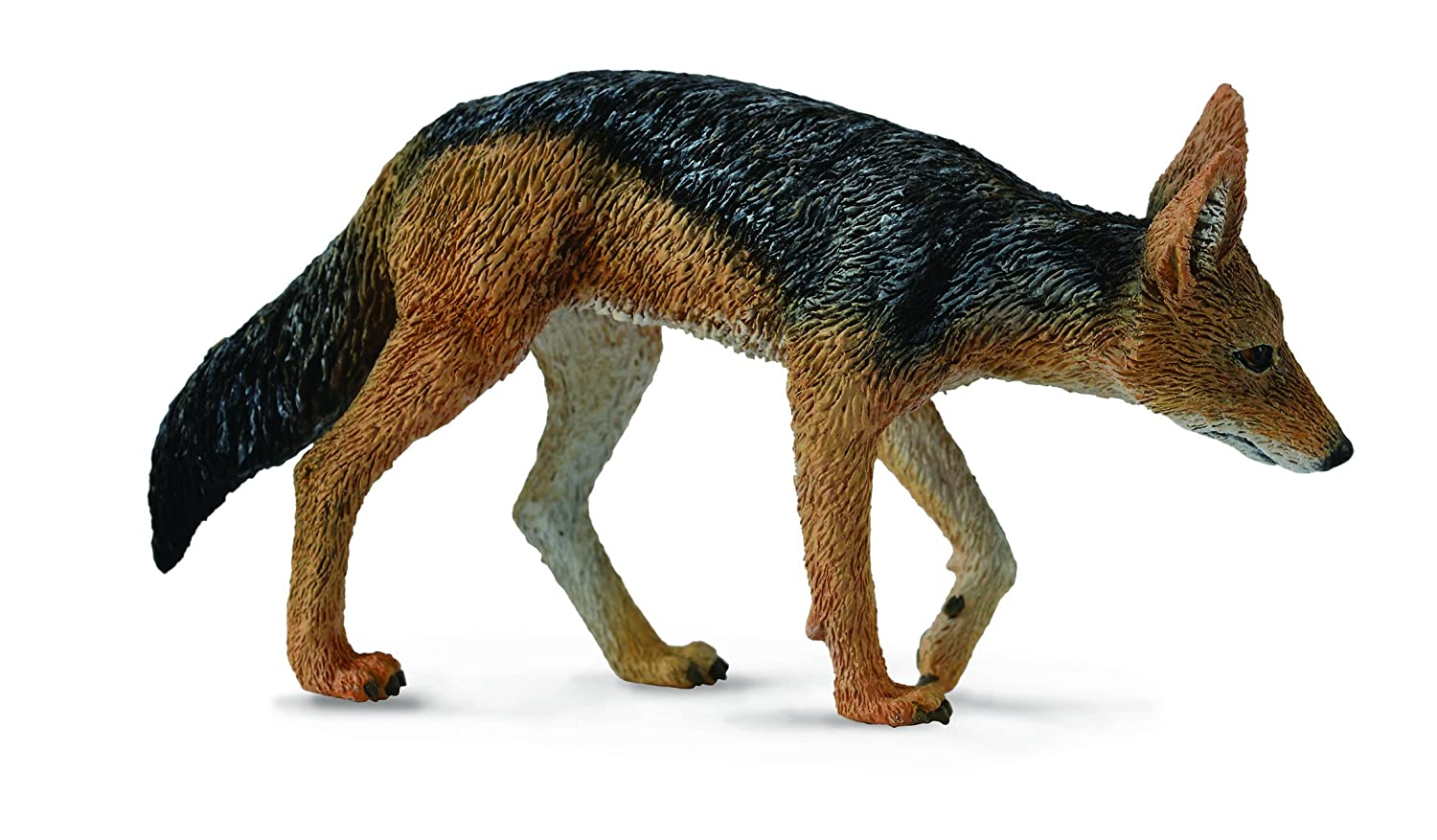 Collecta Black-Backed Jackal Animal Toy