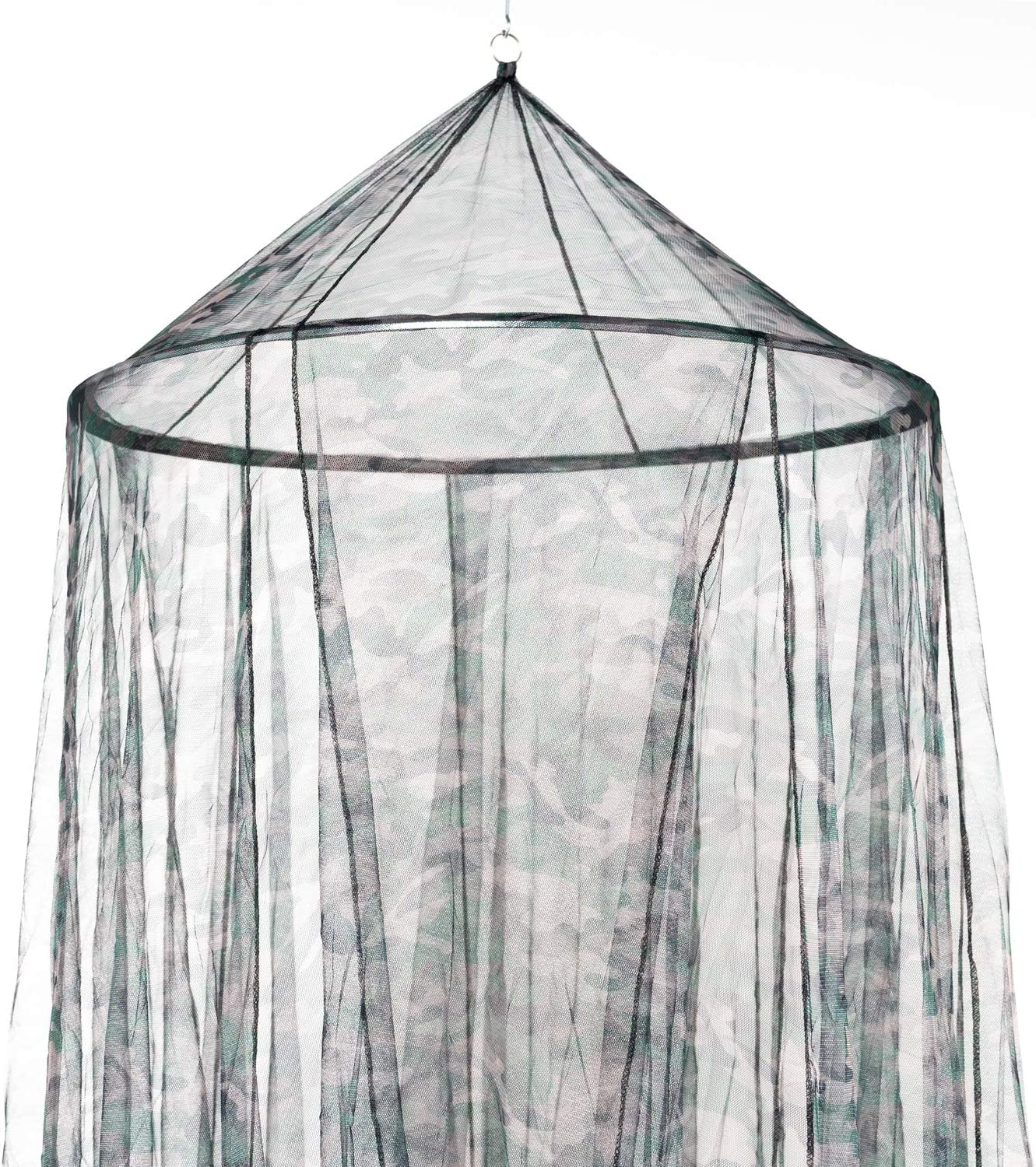 Queen Lt.Pink Octorose /® Round Hoop Bed Canopy Netting Mosquito Net Fit Crib Twin King Full