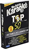 Coffret Karaoké 2 DVD Top 50 [Import italien]
