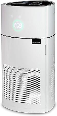 Comedes Lavaero 900 - Purificador de aire, filtro de 5 niveles incluyendo HEPA, filtro de carbón activo y ionizador | Sensor PM 2.5 | Ideal para alérgicos, fumadores | Hasta 60 m2: Amazon.es: Bricolaje y herramientas