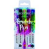 Pinselstift Talens Ecoline Brush Pen 5er Set