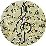 Thirstystone Drink Coaster Set, Music Study